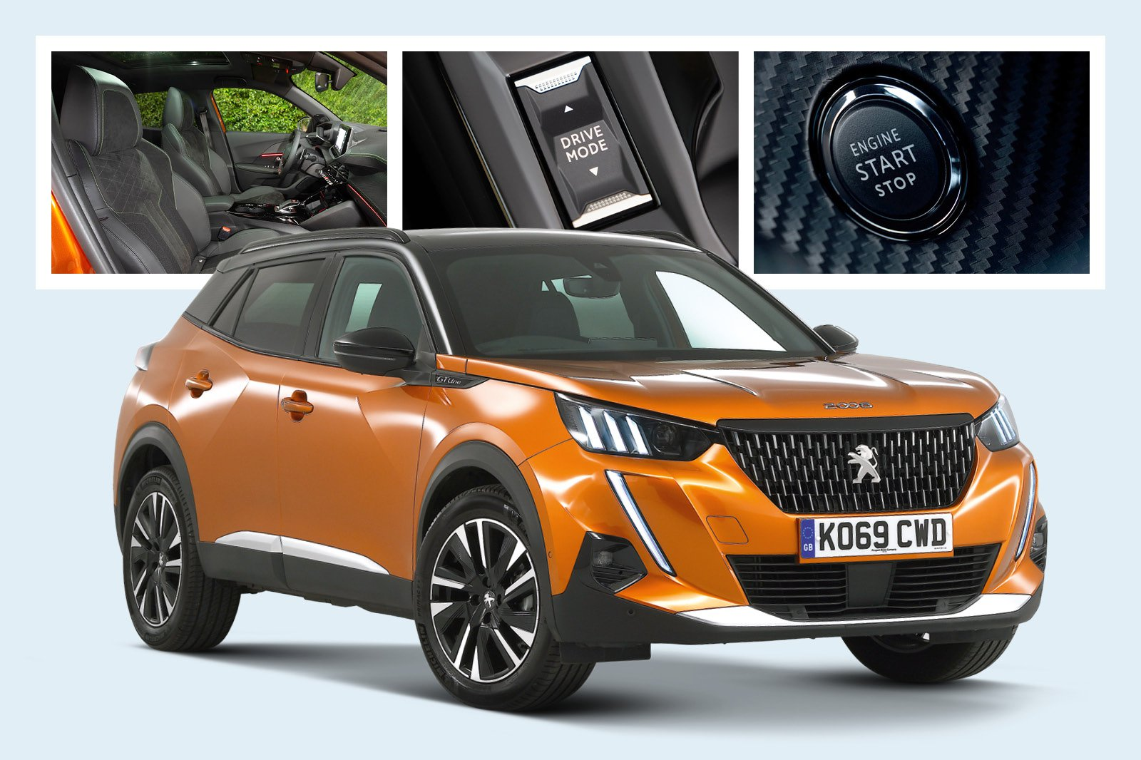 How to spec a Peugeot 2008