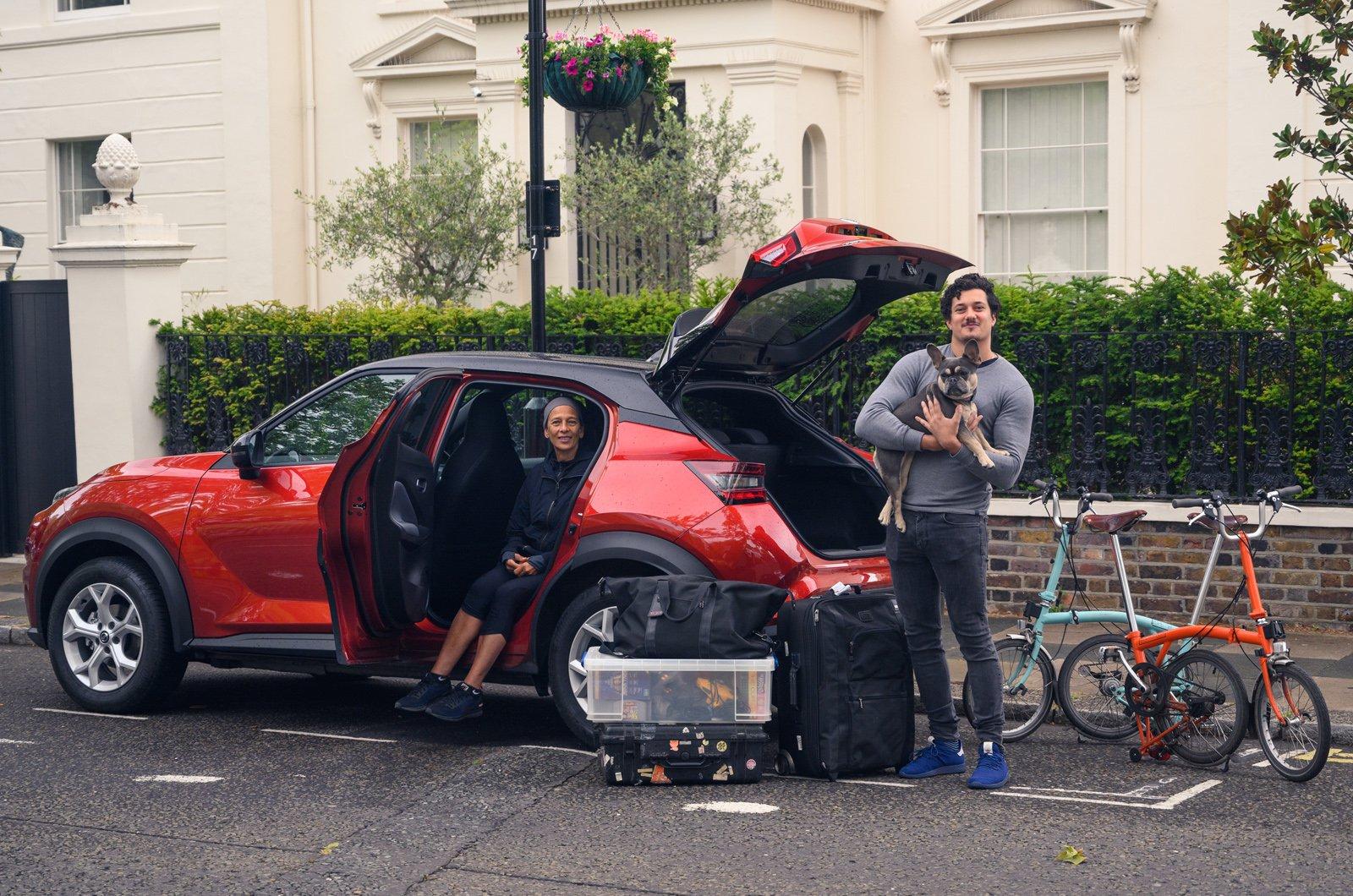 Nissan Juke long-term goodbye header