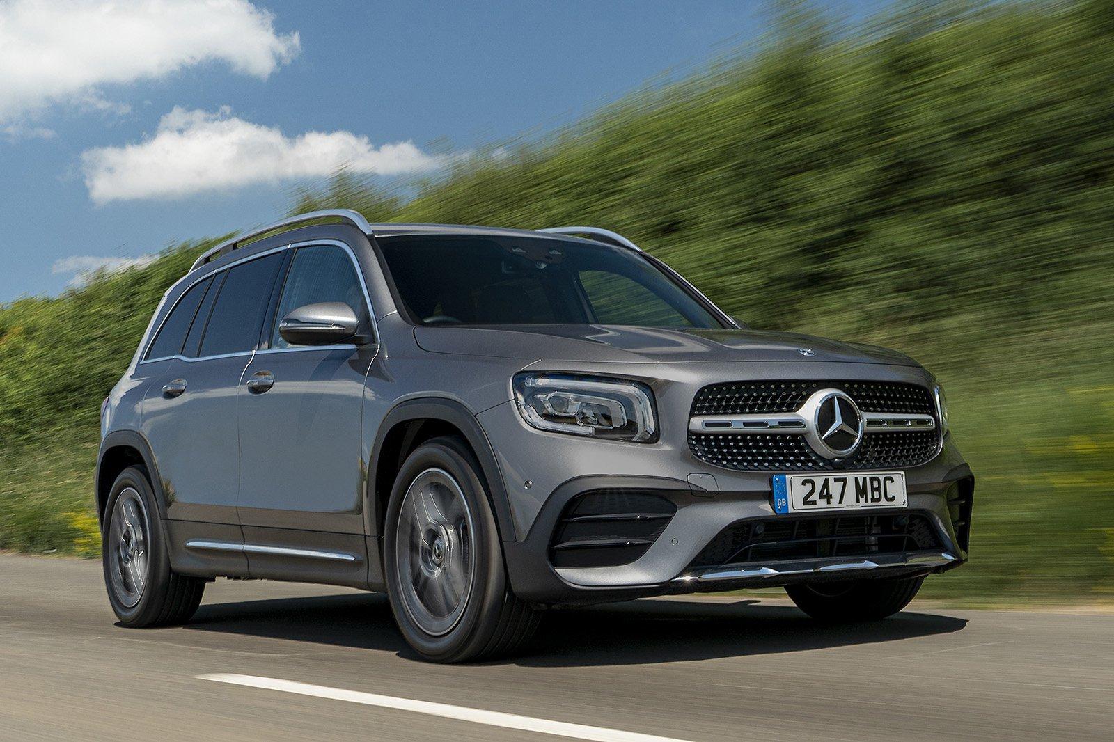 Mercedes GLB 2021 RHD