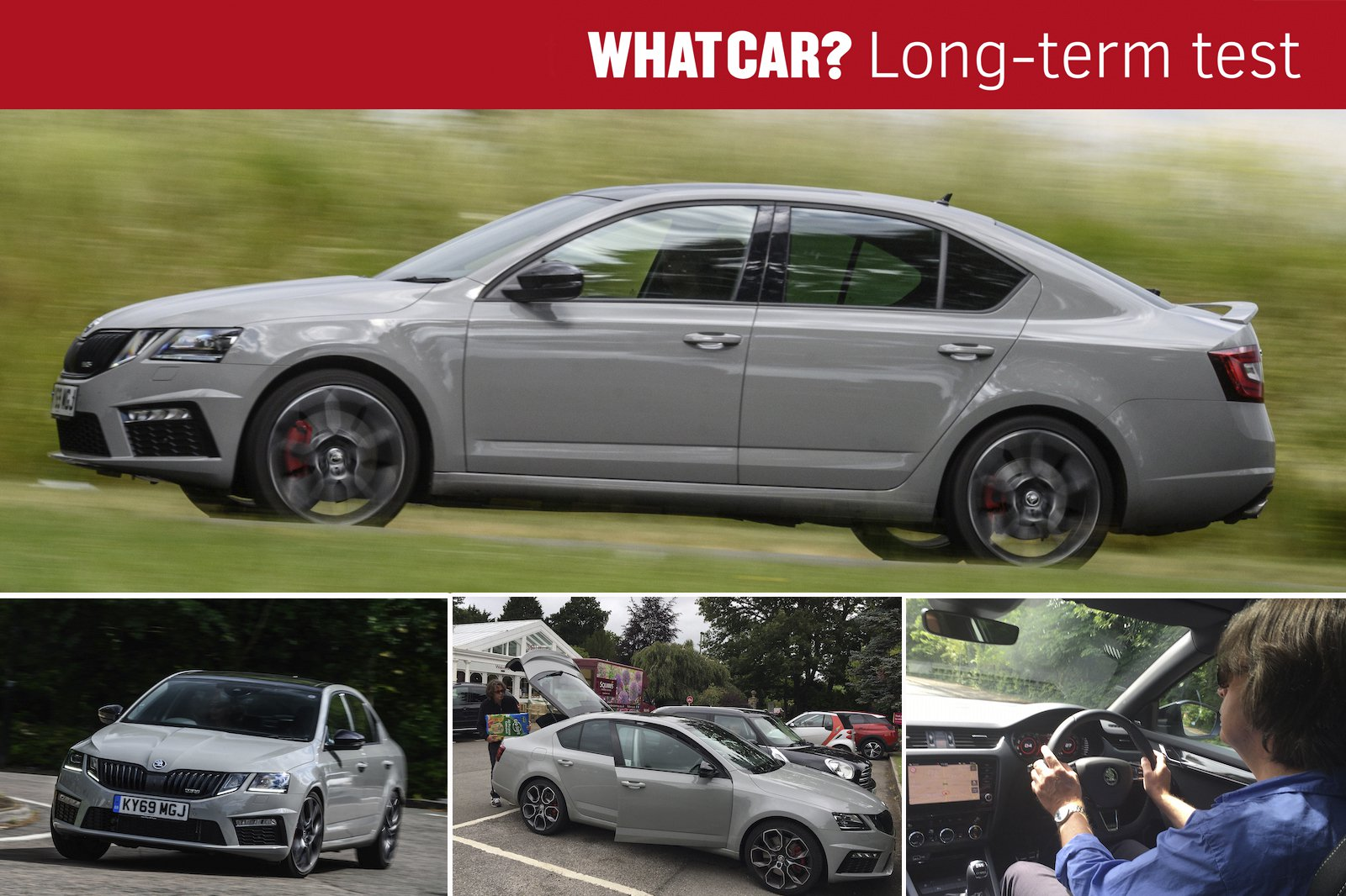 Used Skoda Octavia vRS long-term test review