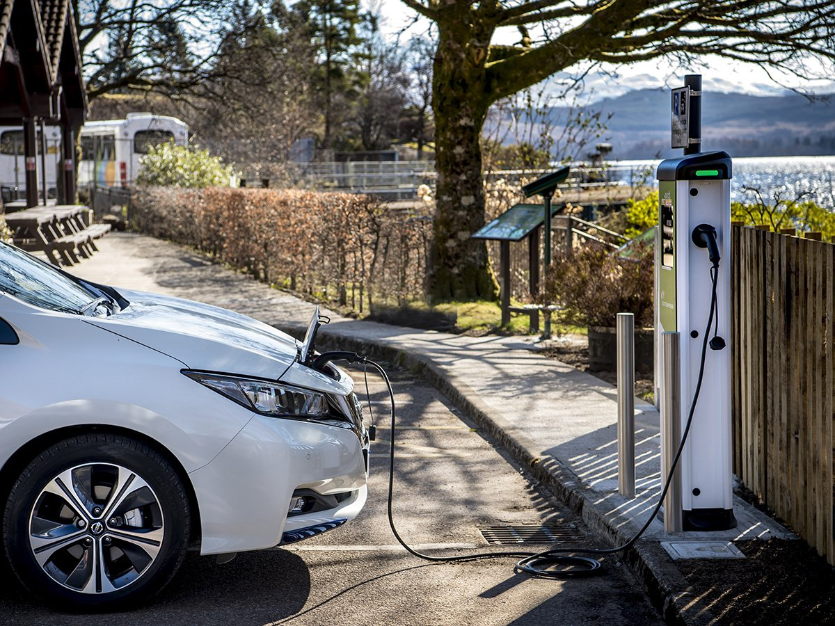 We're used to a quick splash-and-dash of fuel, but electric cars are faster to charge than you think.