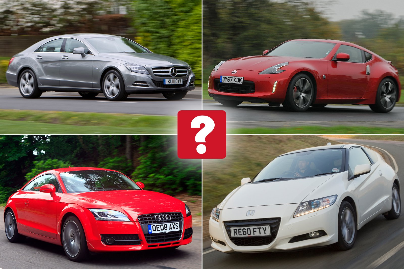 Top 10 used coupes for less than £10k