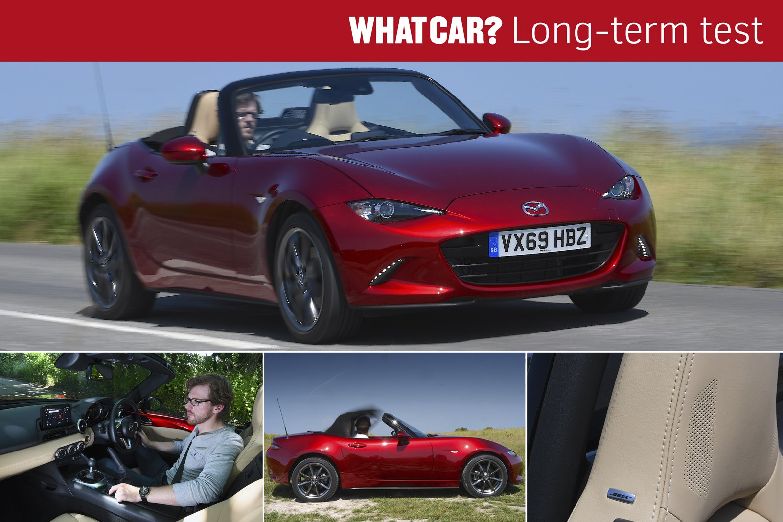 Used Mazda MX-5 long-term test review main image