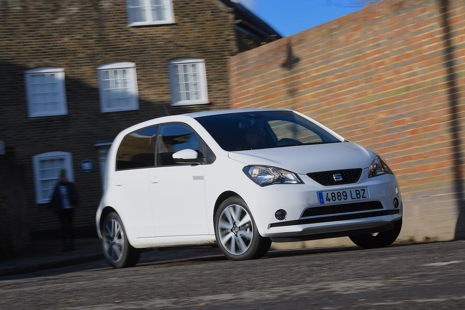 VALUE CAR: Seat Mii Electric 36.8kWh - £22,800
