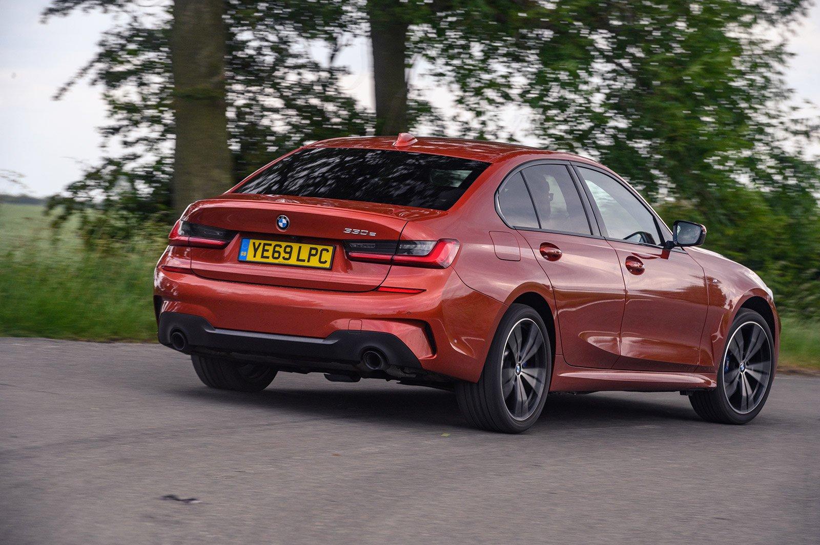 EXECUTIVE CAR: BMW 3 Series 330e M Sport