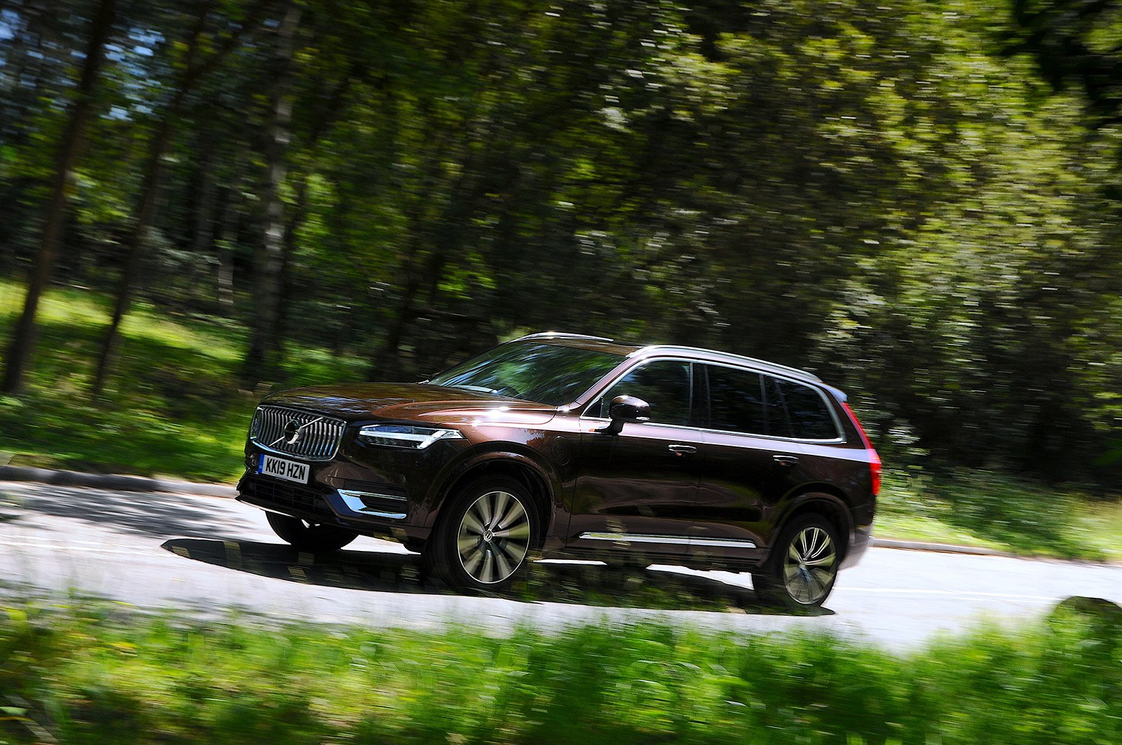 SEVEN-SEATER: Volvo XC90 Recharge T8 Inscription