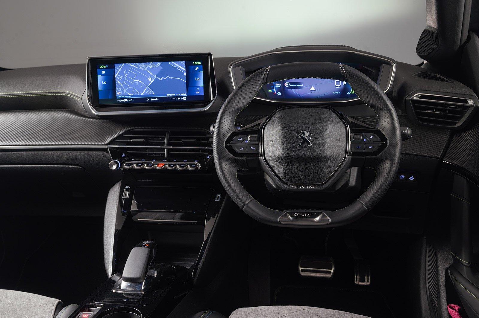 SMALL CAR: Peugeot e-208 Allure Premium