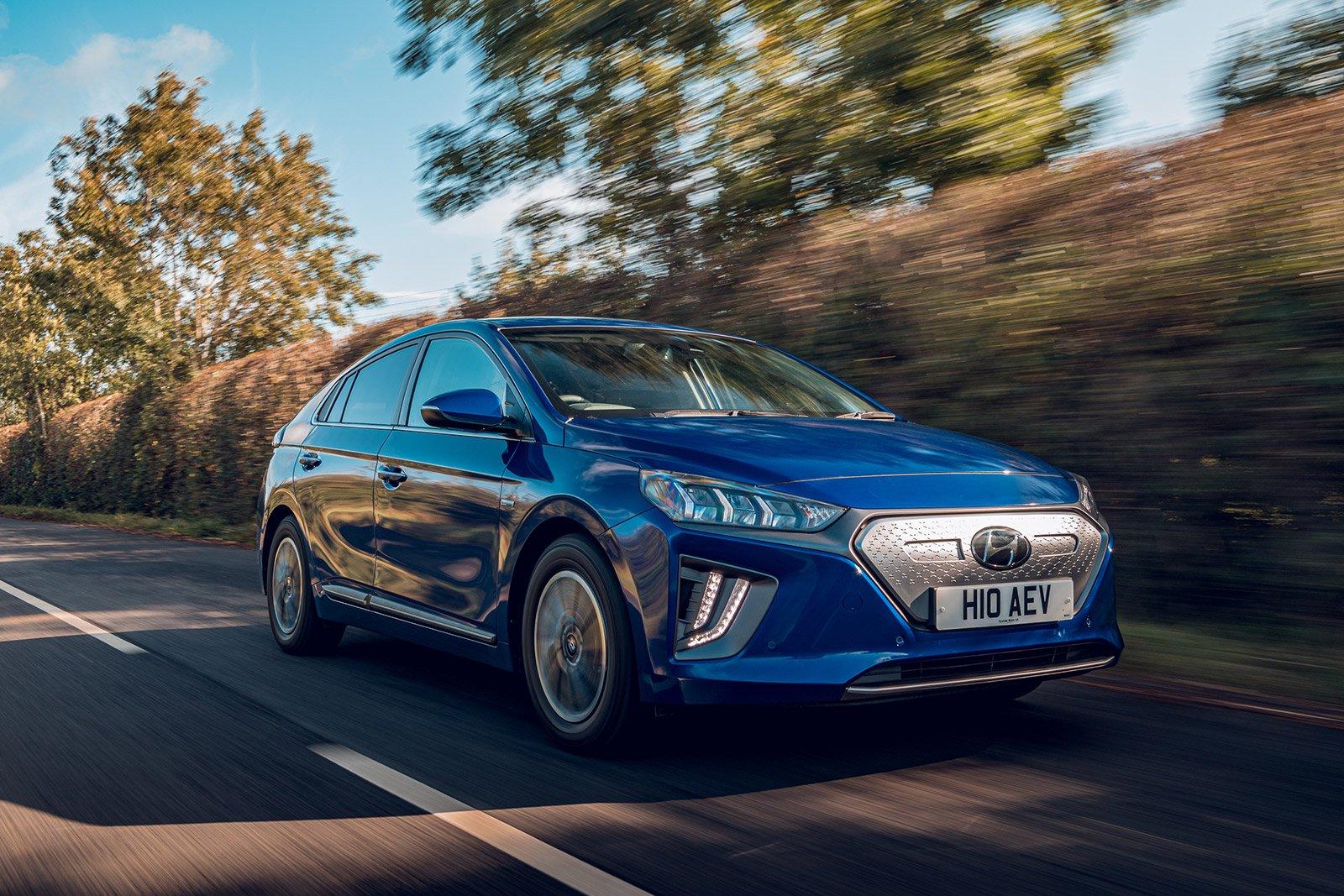 FAMILY CAR: Hyundai Ioniq Electric Premium