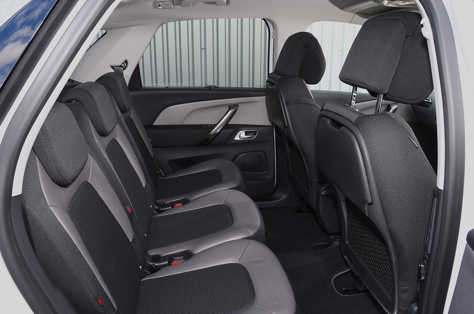 Citroën C4 Spacetourer rear leg room