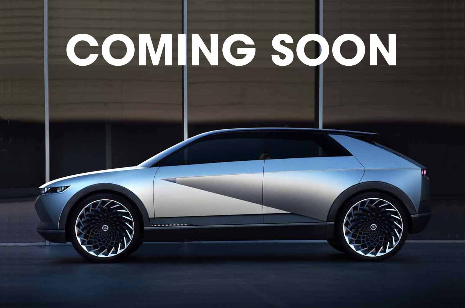 Coming soon: Hyundai 45
