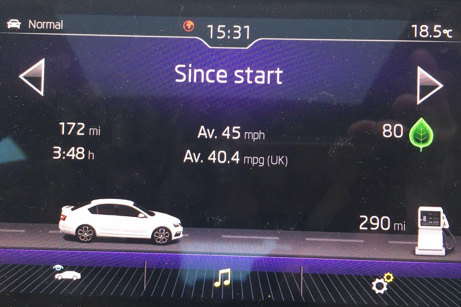 Used Skoda Octavia vRS long-term test review