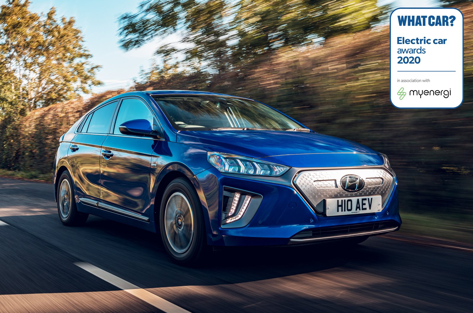 Electric Car Awards - Hyundai Ioniq Electric
