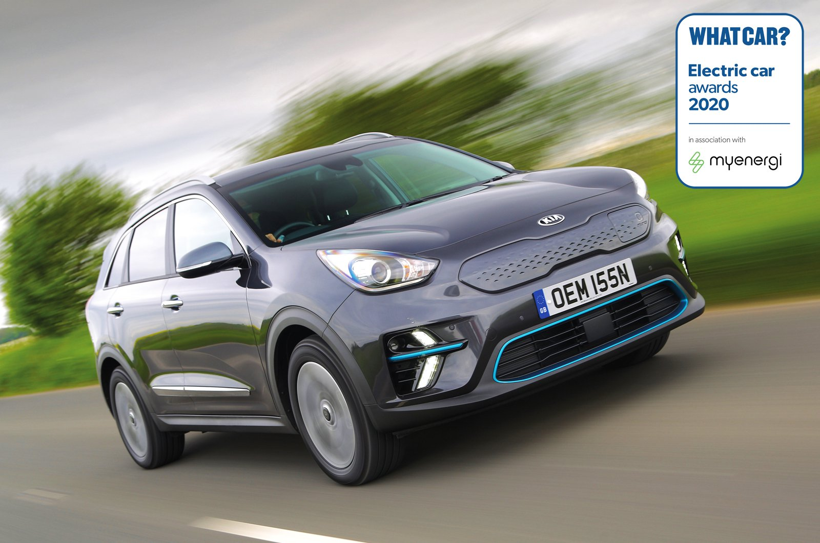 Electric Car Awards - Kia e-Niro