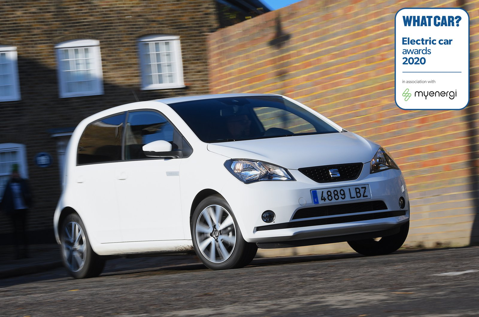Electric Car Awards - Seat Mii Electric
