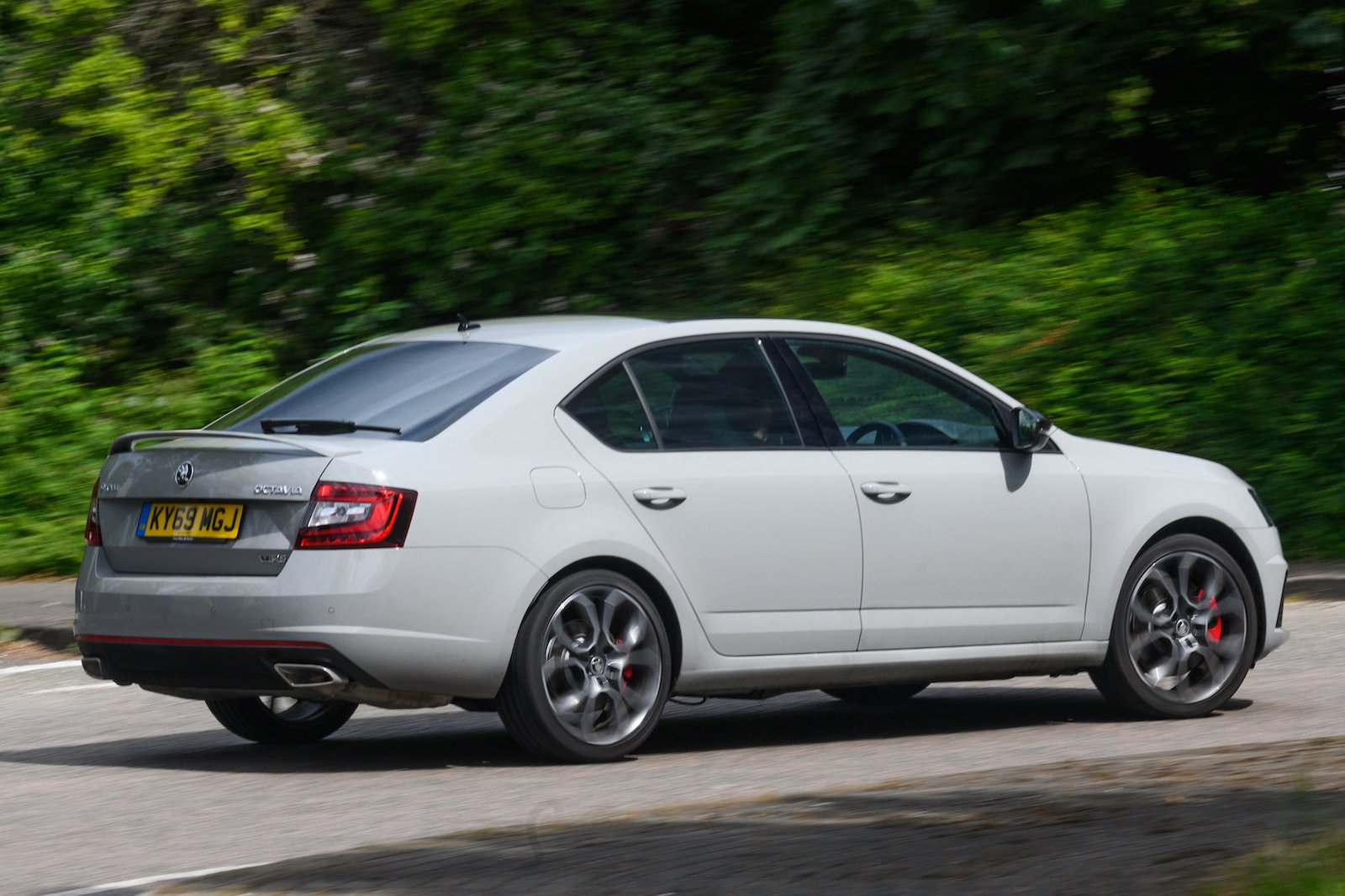 Skoda Octavia vRS long-term