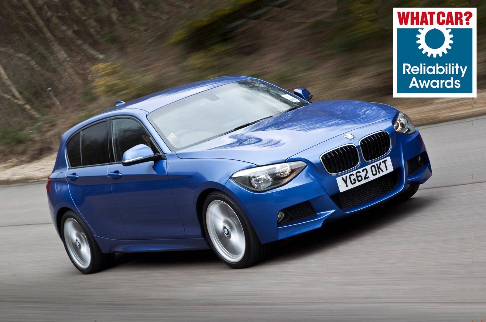 Reliability Awards - BMW 1 Series