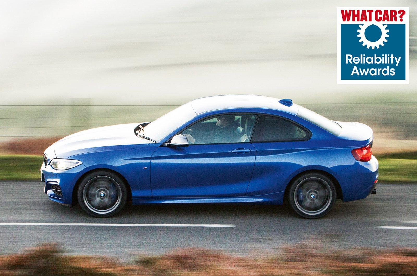 Reliability Awards - BMW 2 Series Coupé