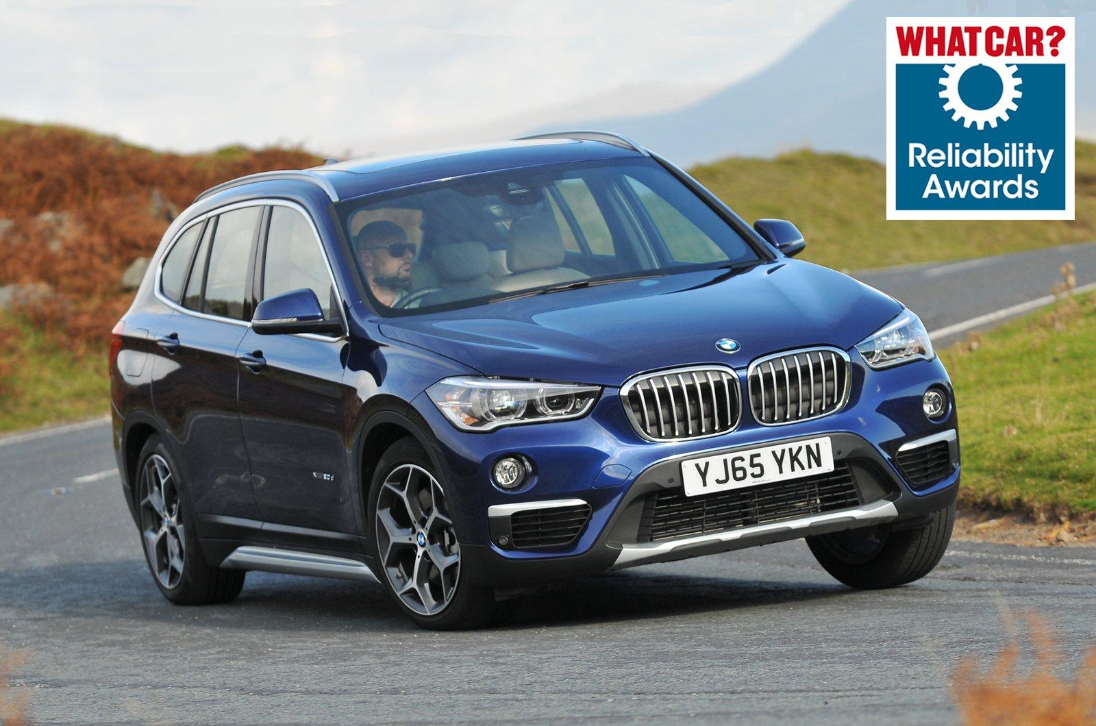 Reliability Awards - BMW X1