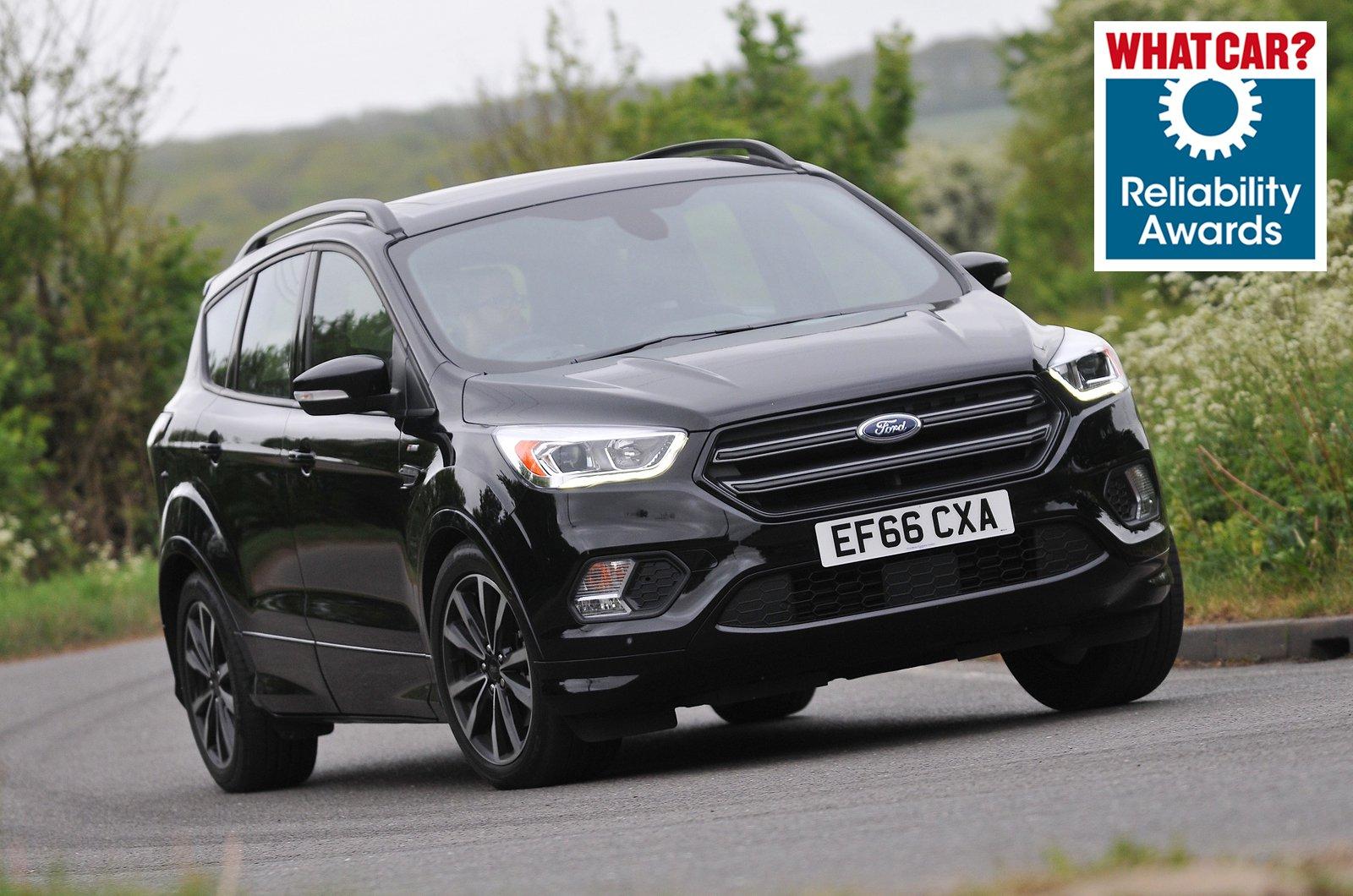 Reliability Award - Ford Kuga
