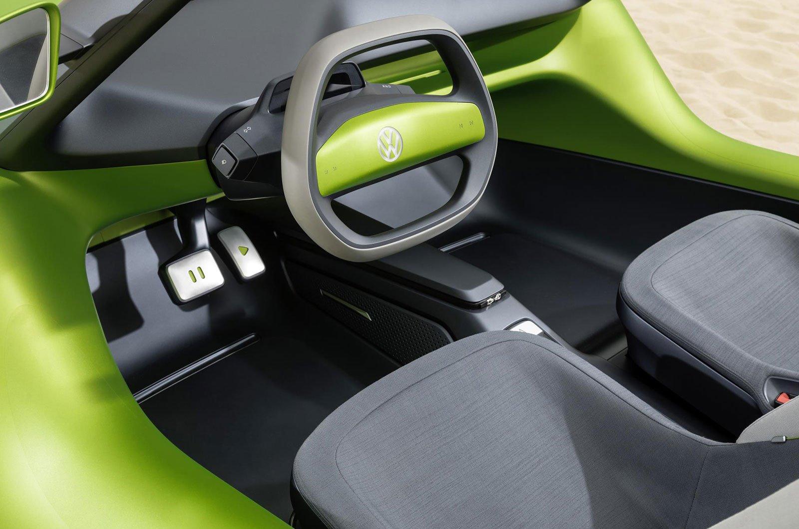 Volkswagen ID Buggy interior