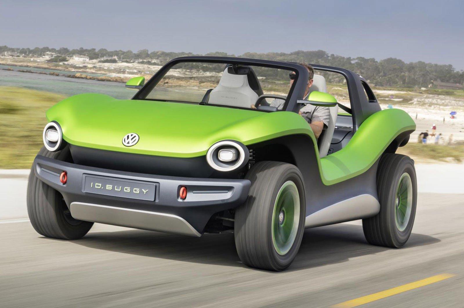 Volkswagen ID Buggy front