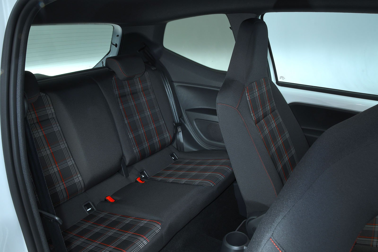 Volkswagen Up GTI 2020 RHD rear seats