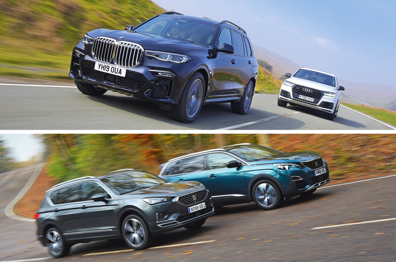 Best seven-seat SUVs