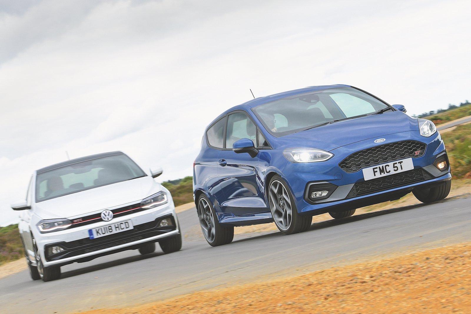 Used test: Ford Fiesta ST vs Volkswagen Polo GTI
