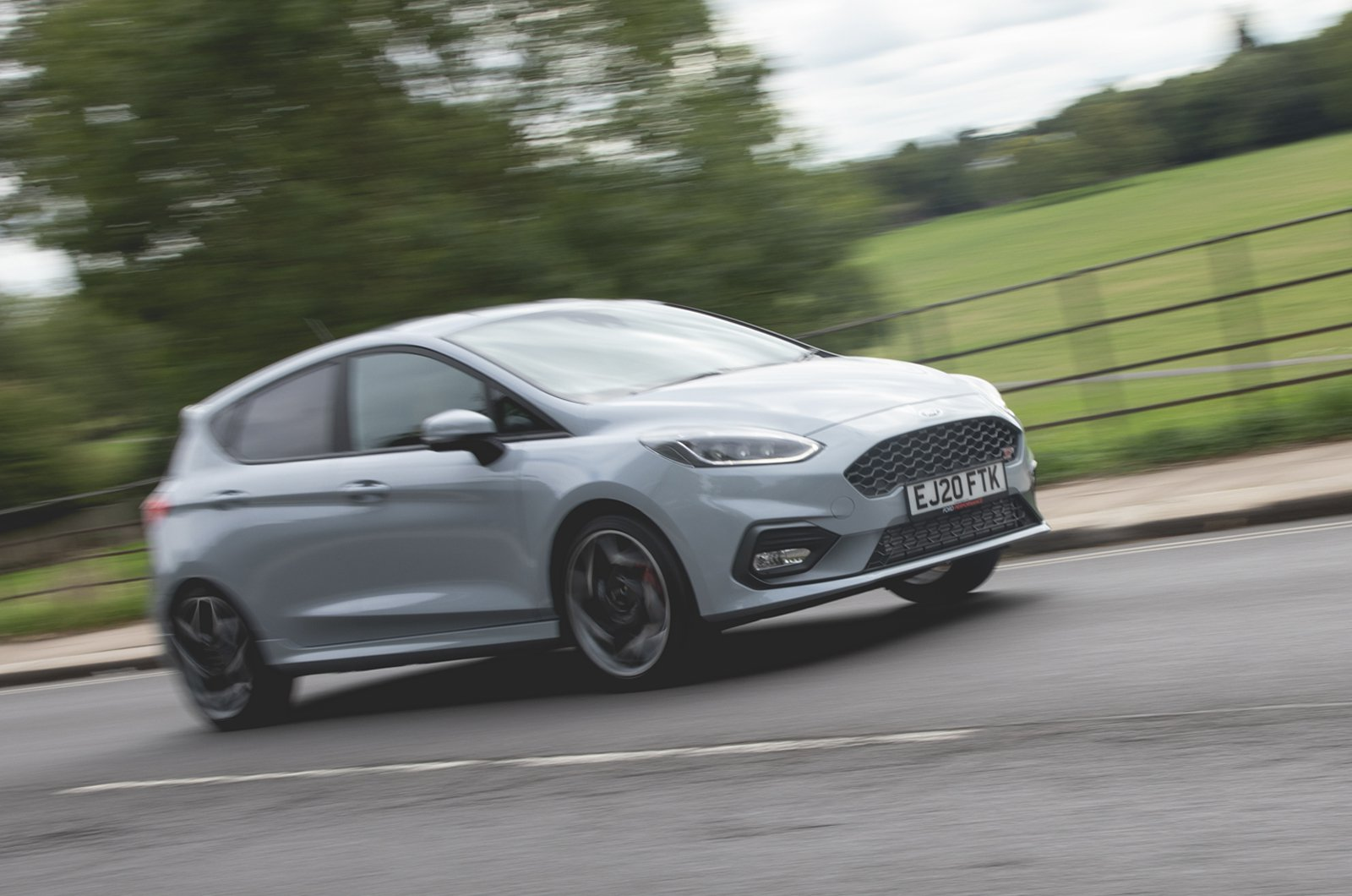 Ford Fiesta long-term tracking