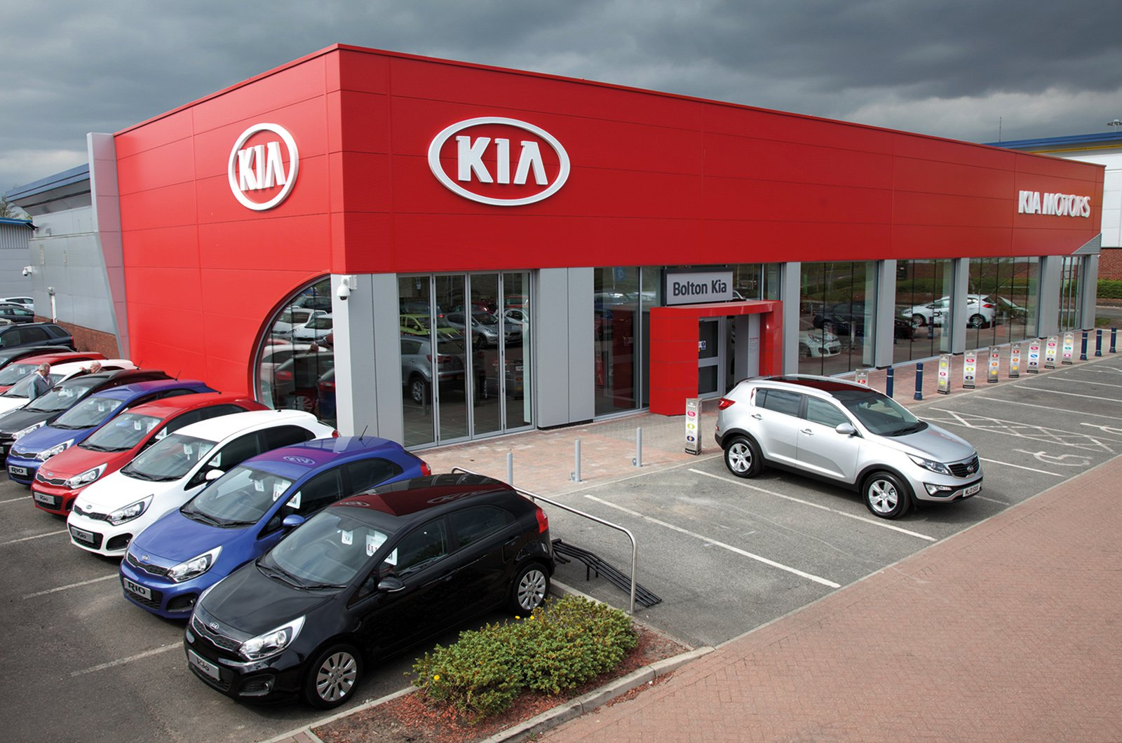 Kia approved used dealership