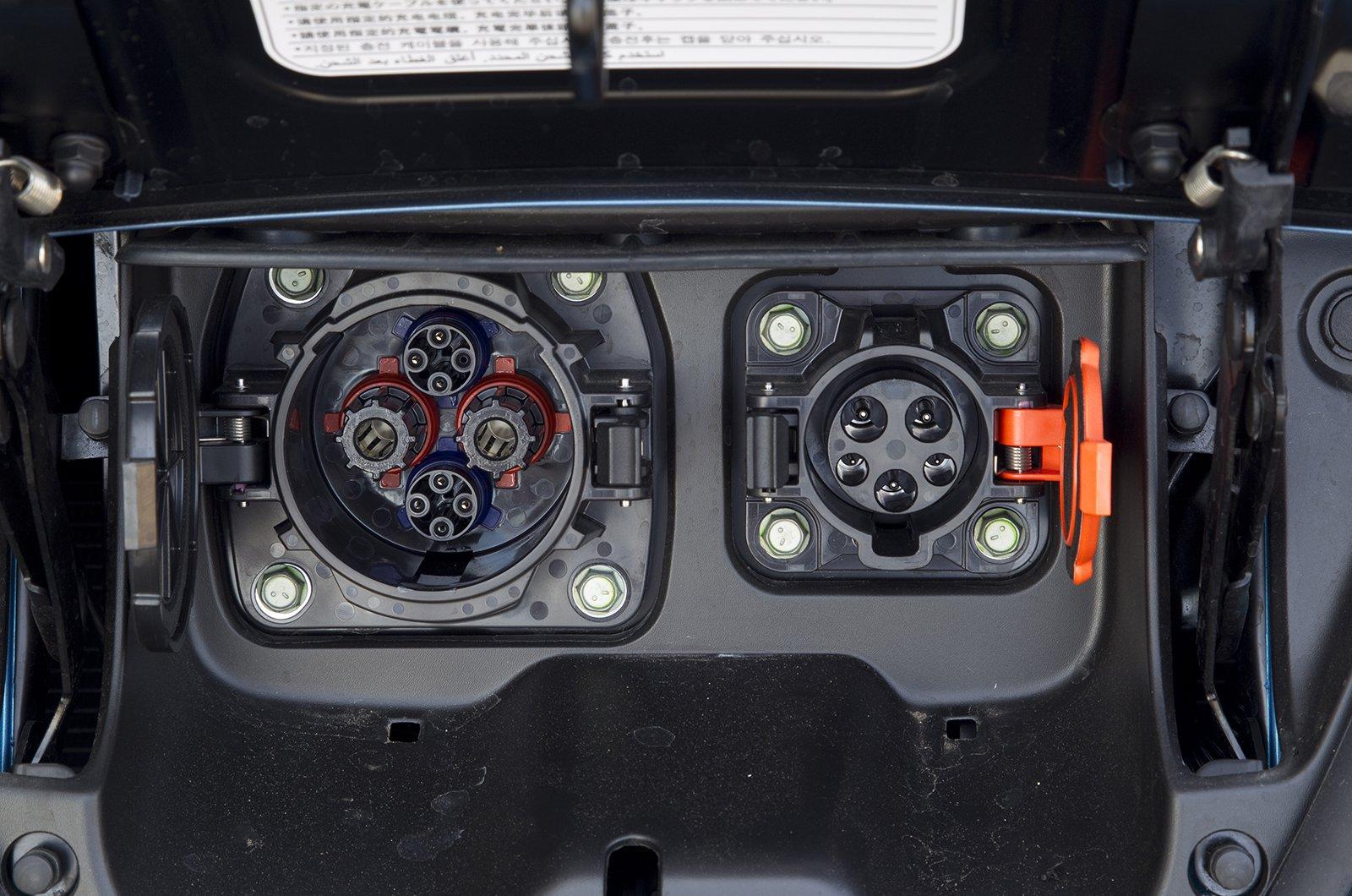 Used Nissan Leaf 2011-2018 charge port