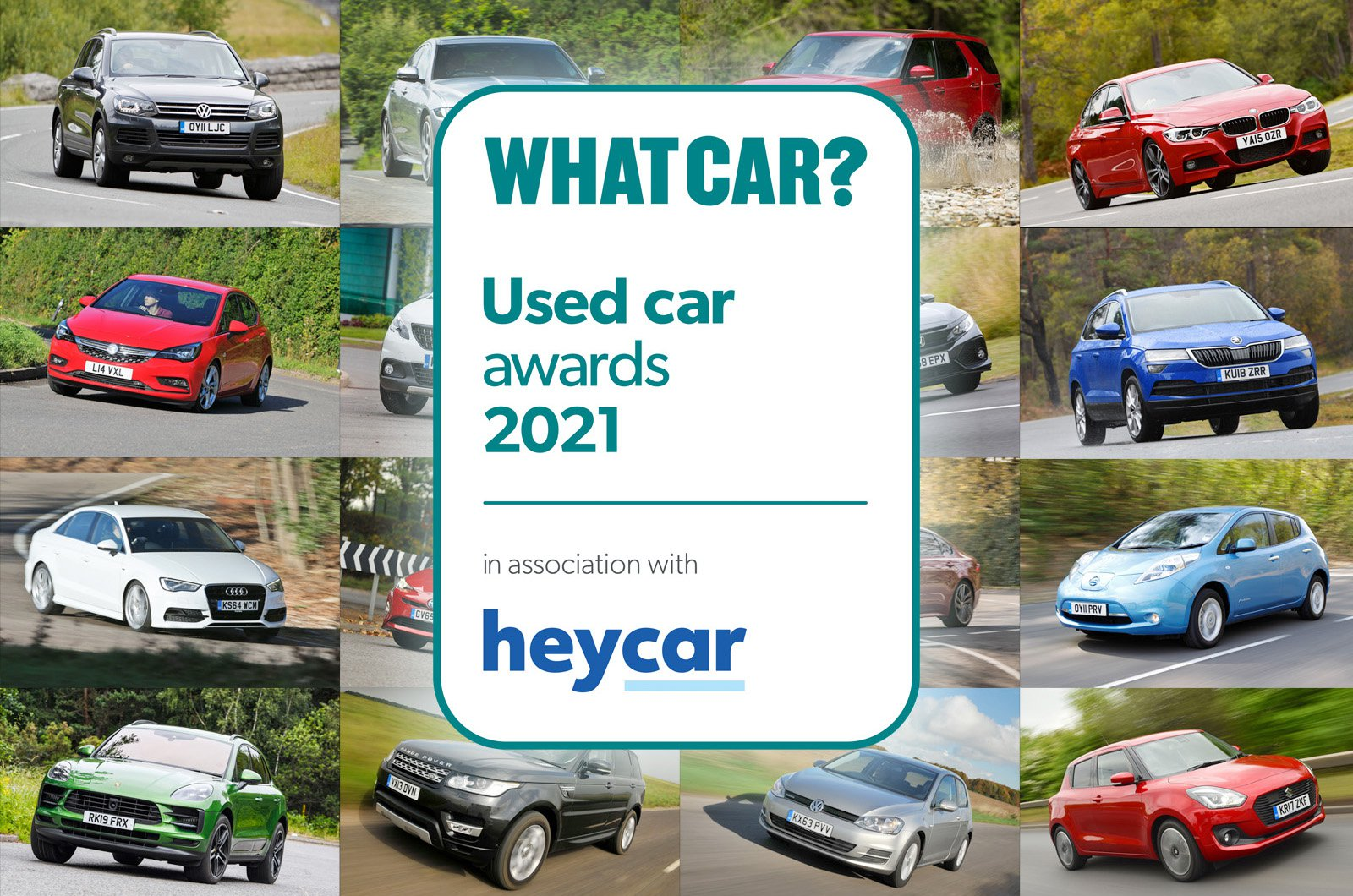 Used Car Awards contenders