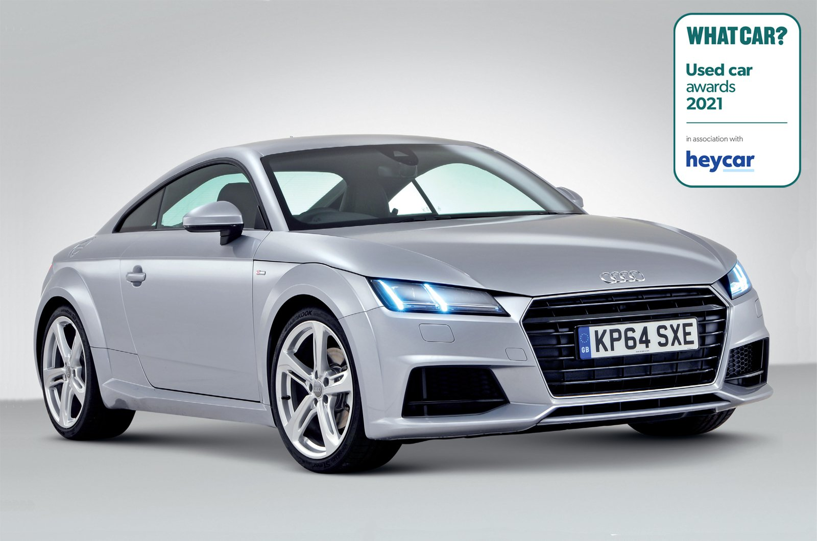Used Car Awards 2021 - Audi TT