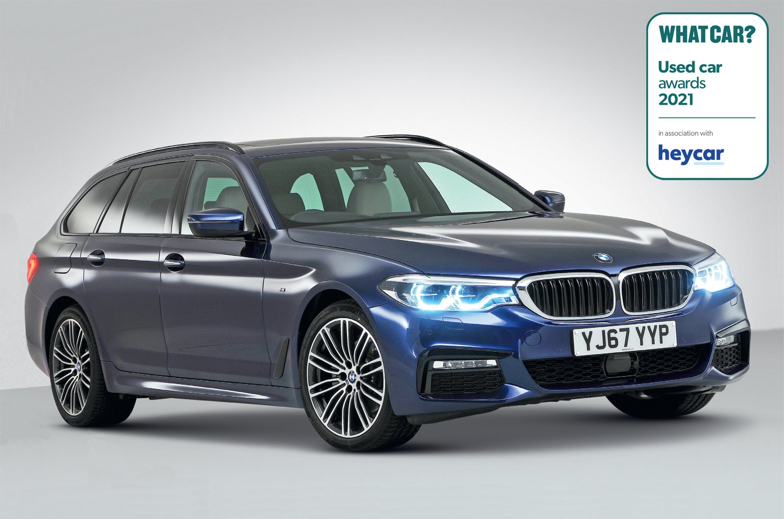 Used Car Awards 2021 - BMW 5 Series Touring