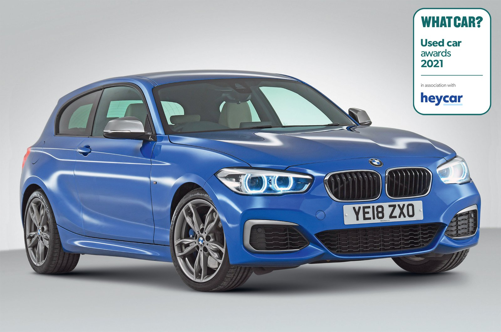 Used Car Awards 2021 - BMW M140i