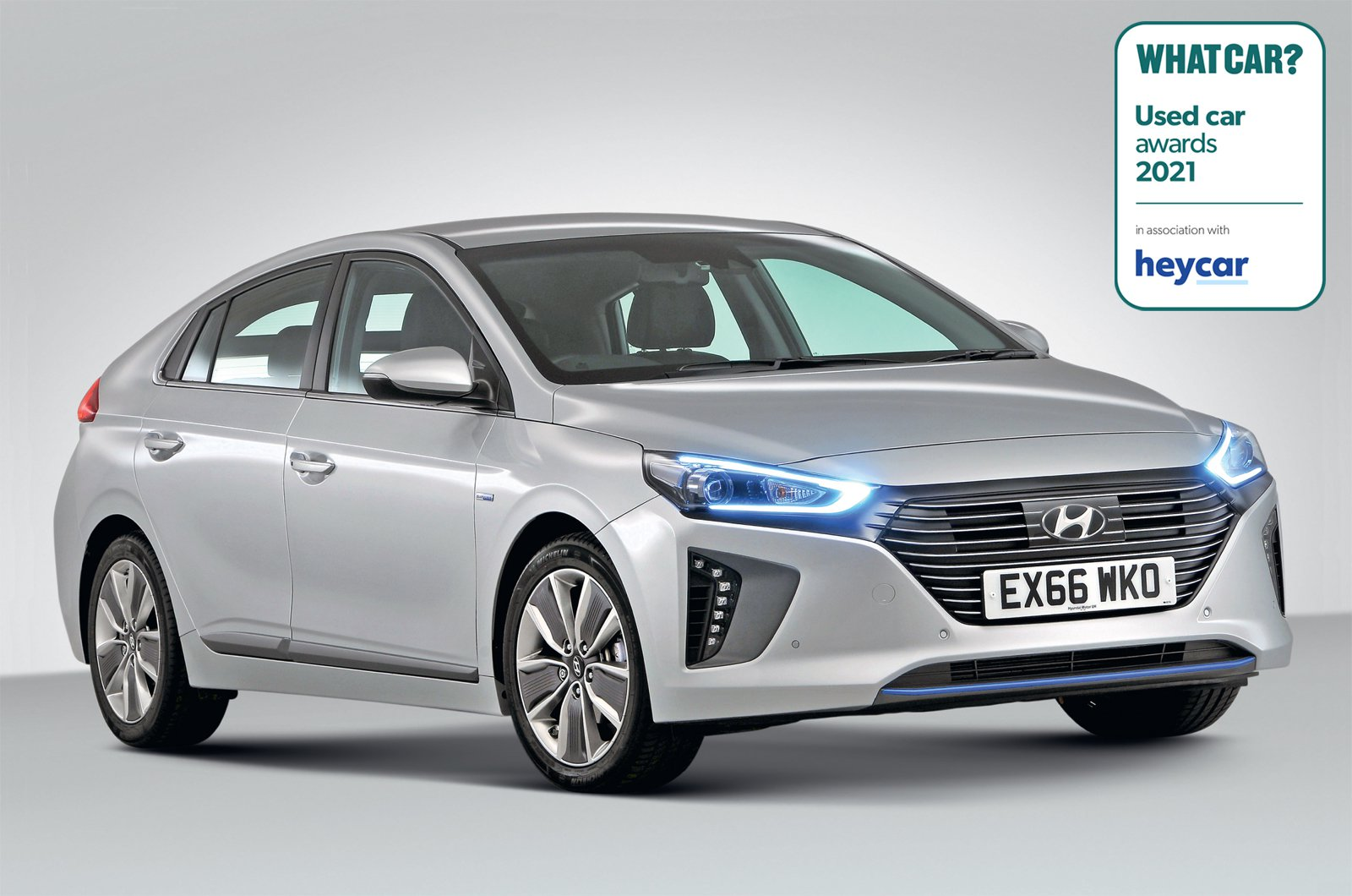 Used Car Awards 2021 - Hyundai Ioniq