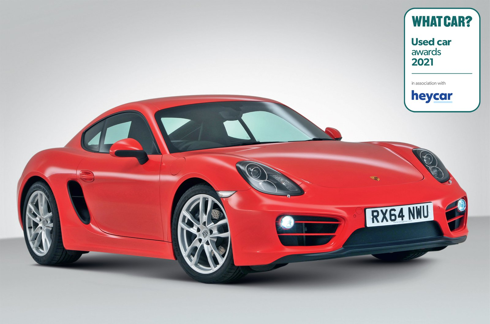 Used Car Awards 2021 - Porsche Cayman
