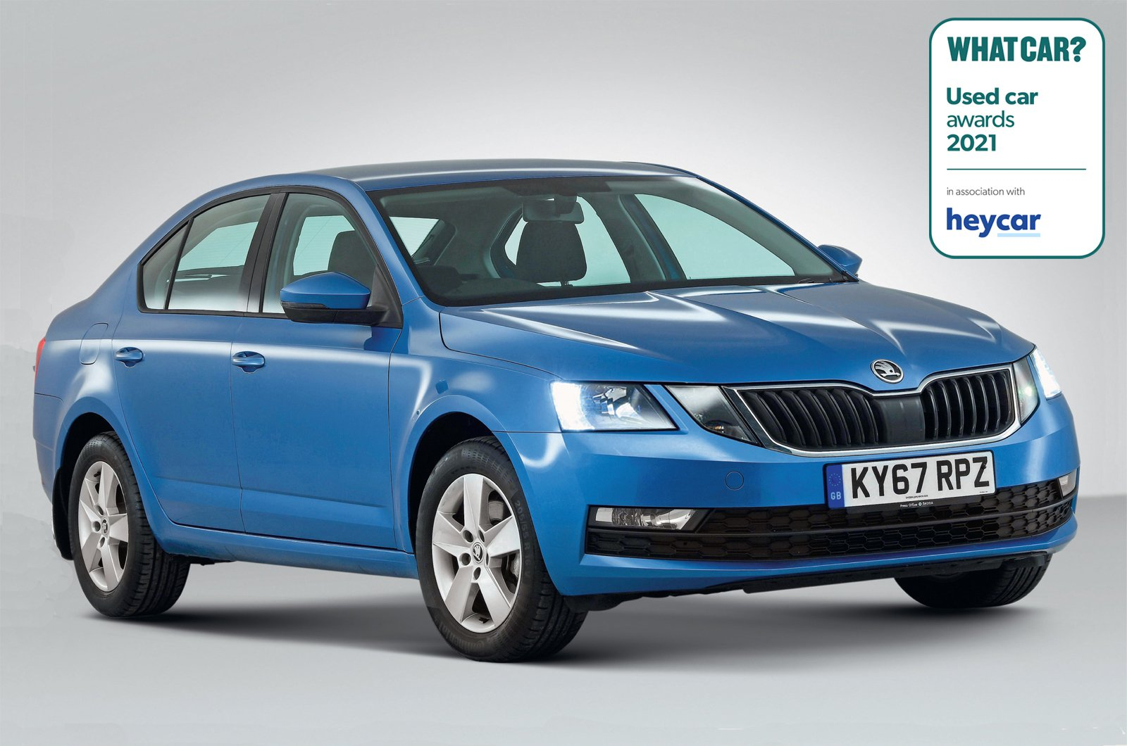 Used Car Awards 2021 - Skoda Octavia