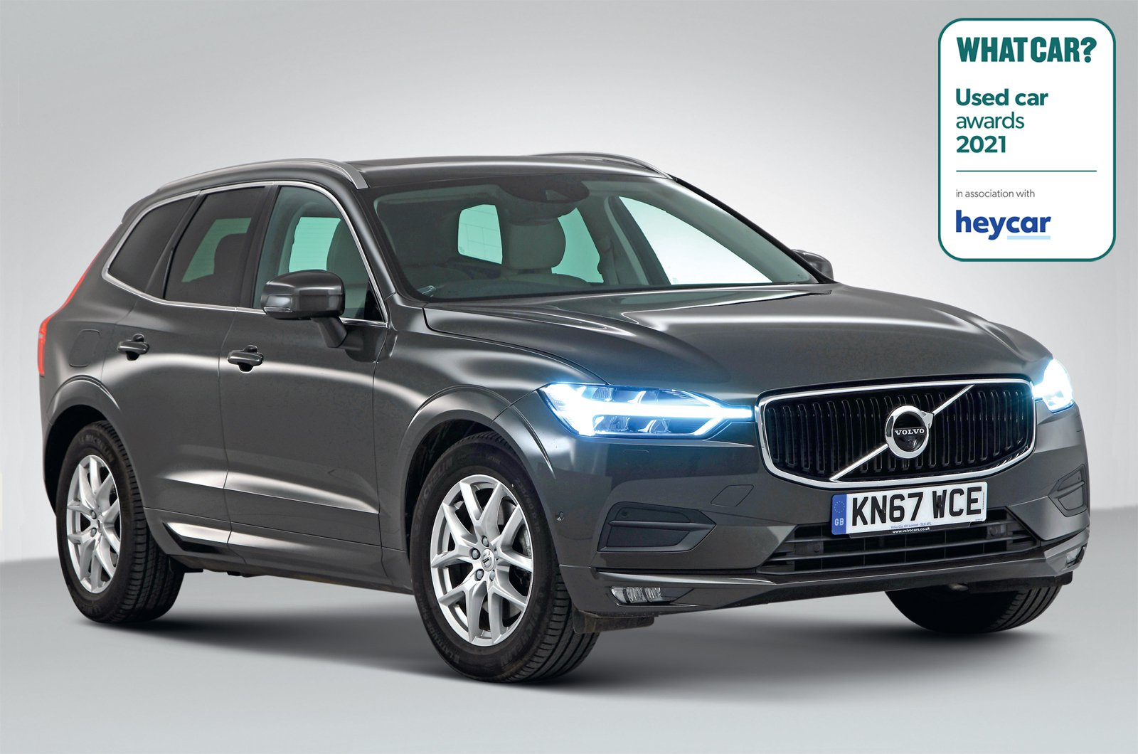 Used Car Awards 2021 - Volvo XC60