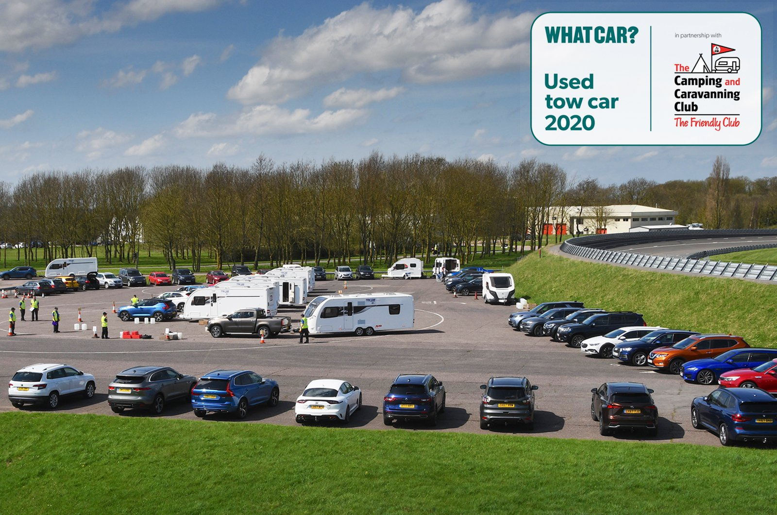 Used Tow Car - all cars with logo