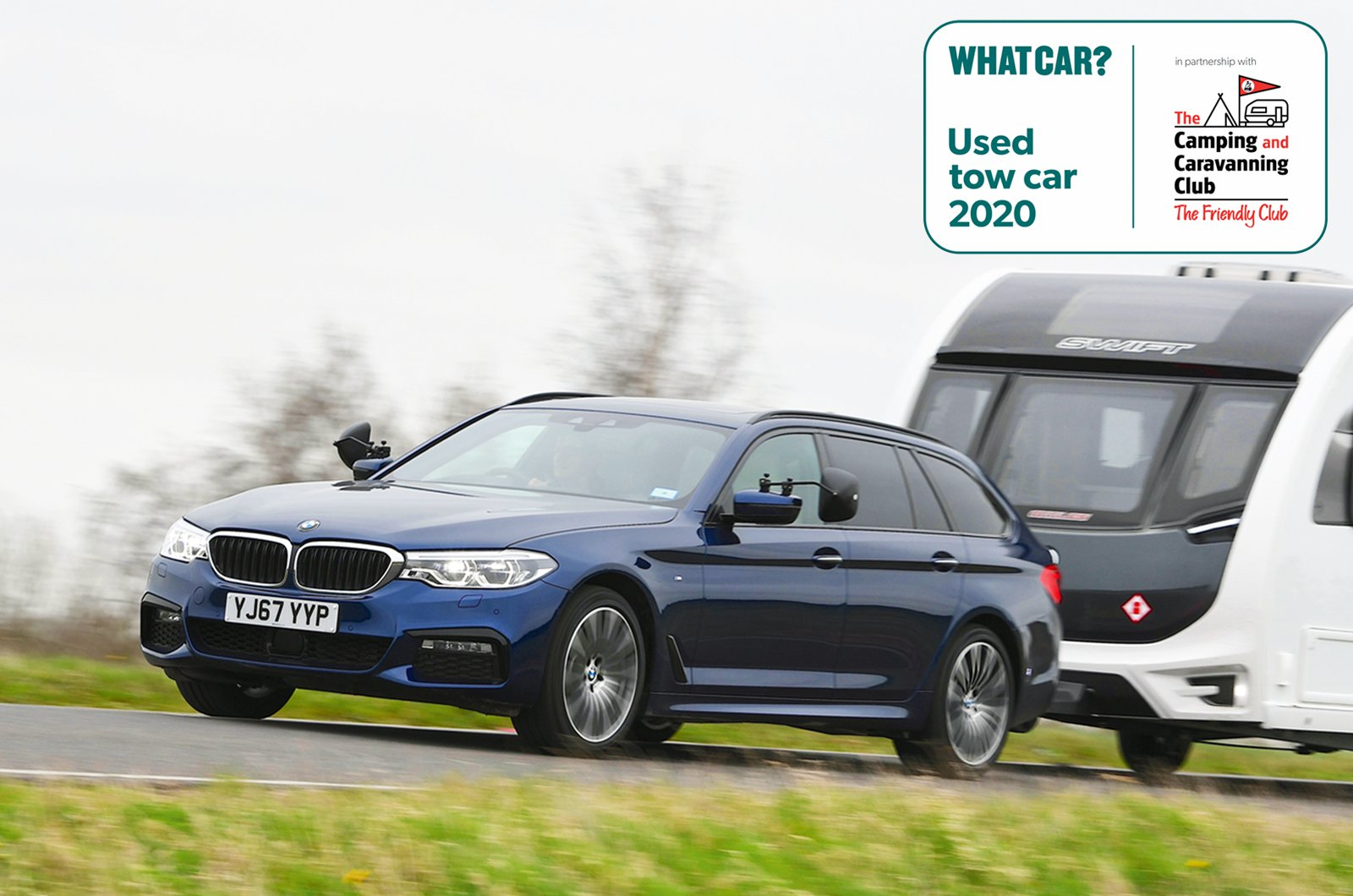 Used Tow Car - BMW 5 Series Touring