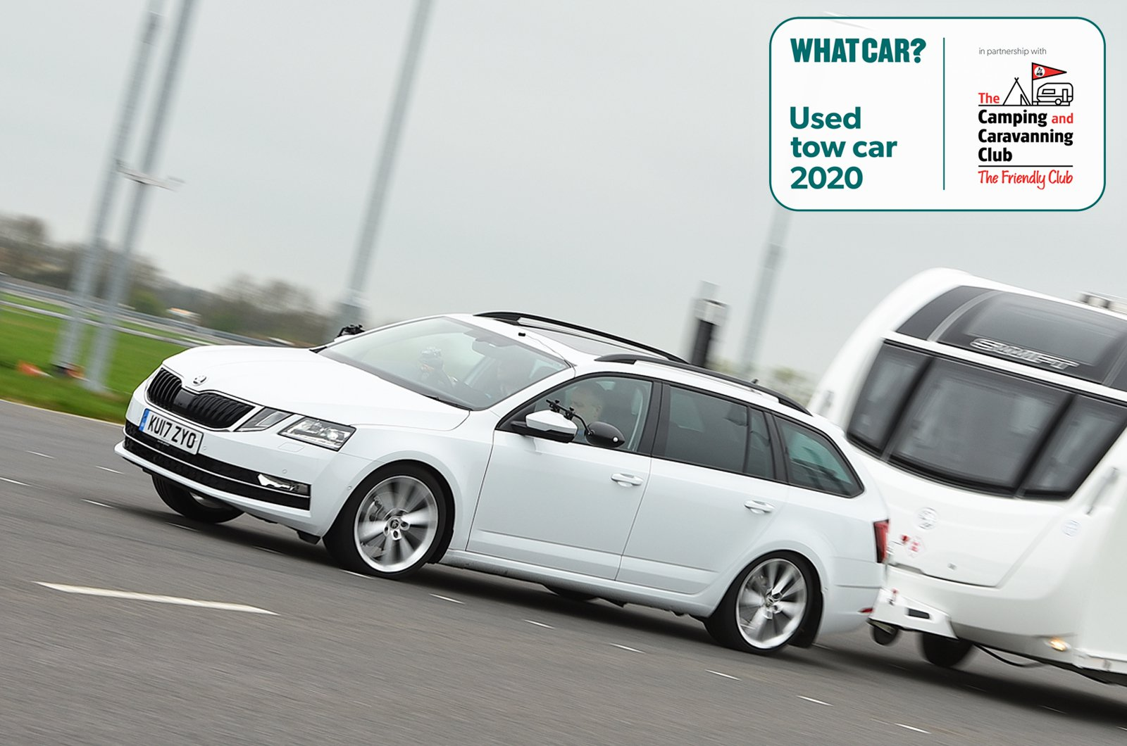 Used Tow Car - Skoda Octavia Estate