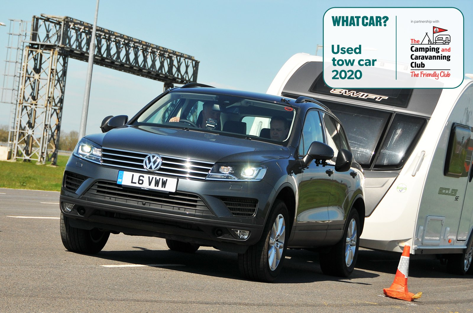 Used Tow Car - Volkswagen Touareg
