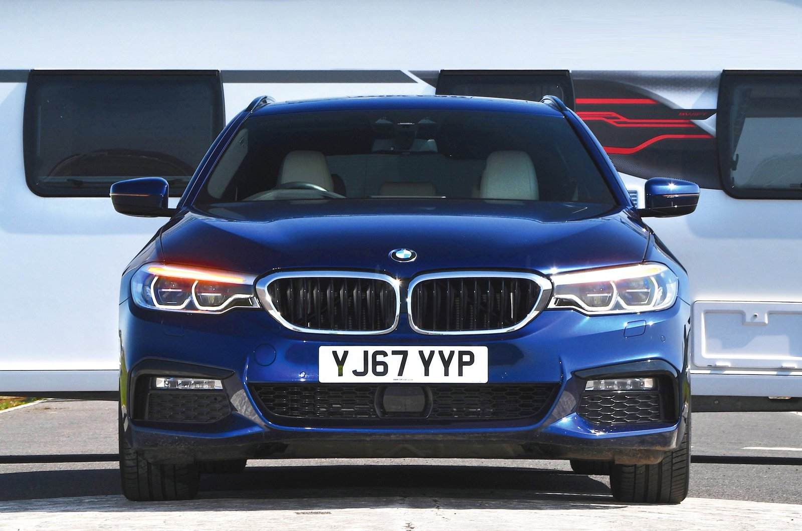 Used Tow Car winner - BMW 5 Series Touring