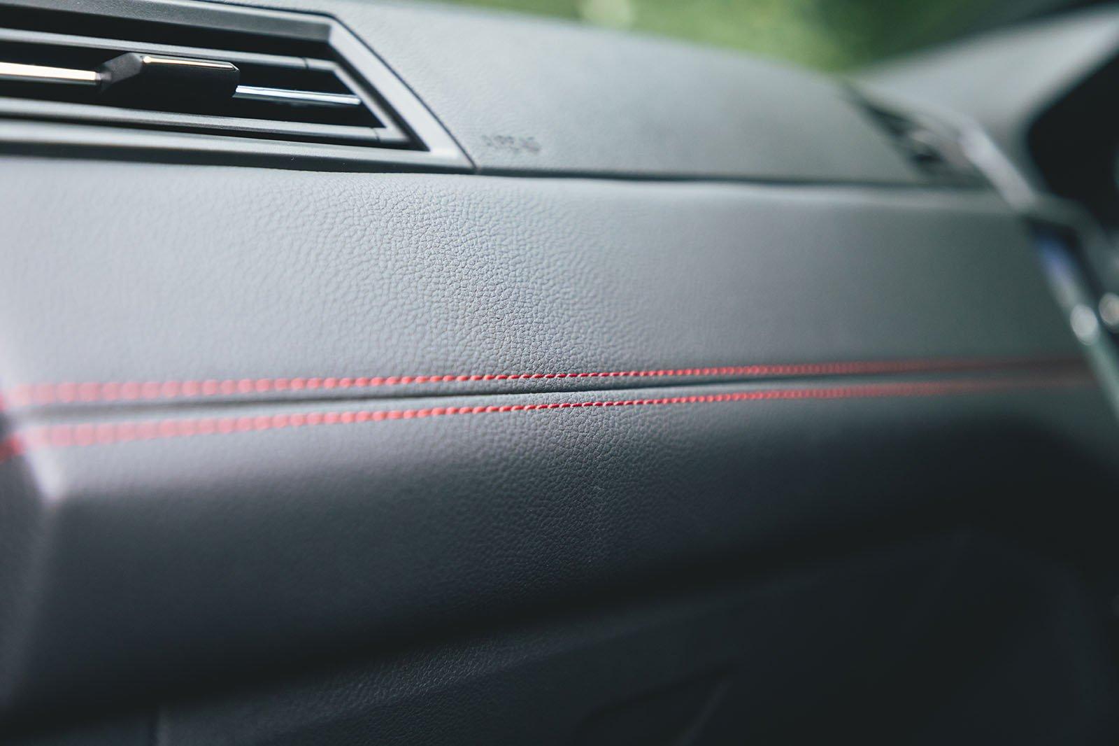 Seat Ibiza 2020 interior trim