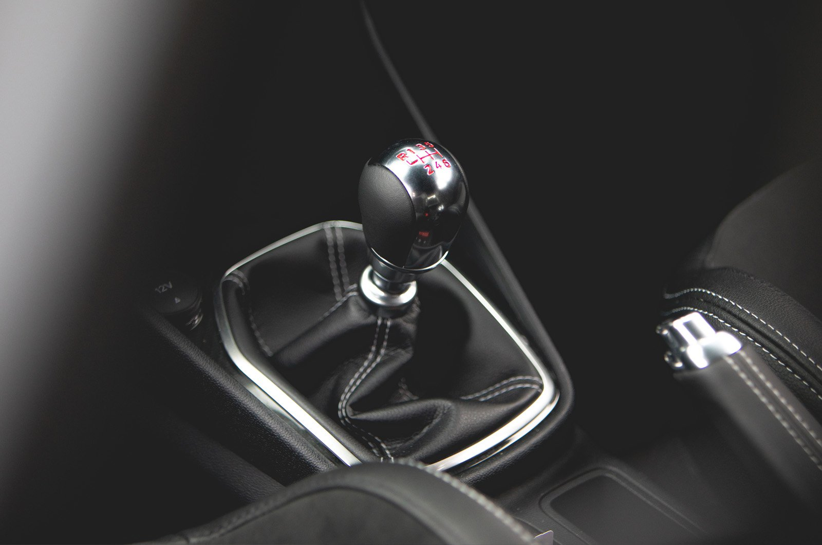 Fiesta ST gear lever long-term