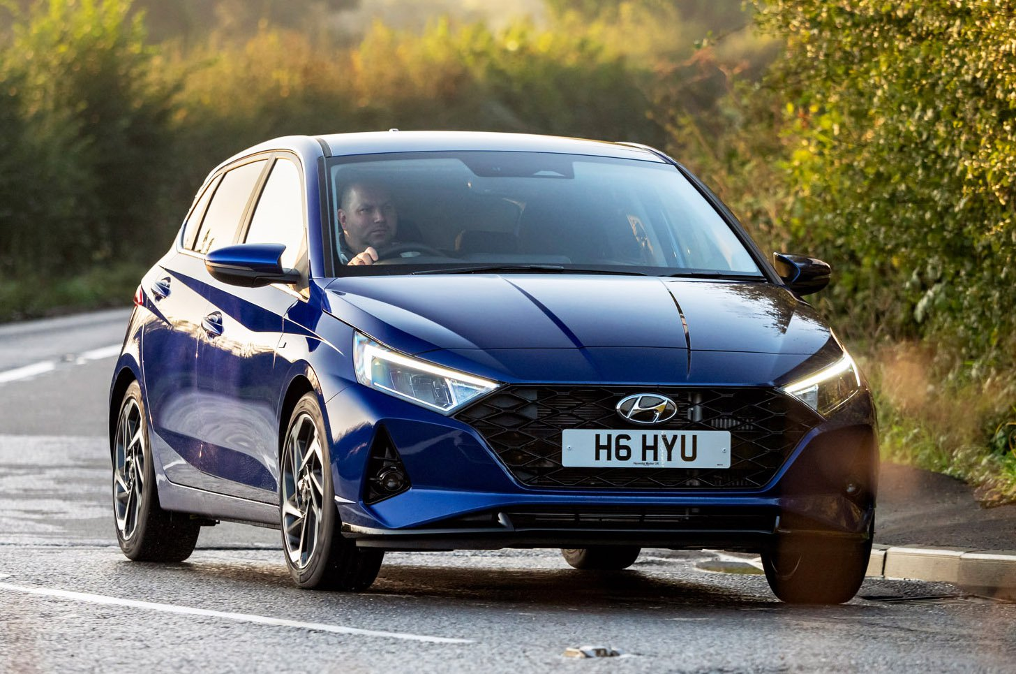 Hyundai i20 2020 front