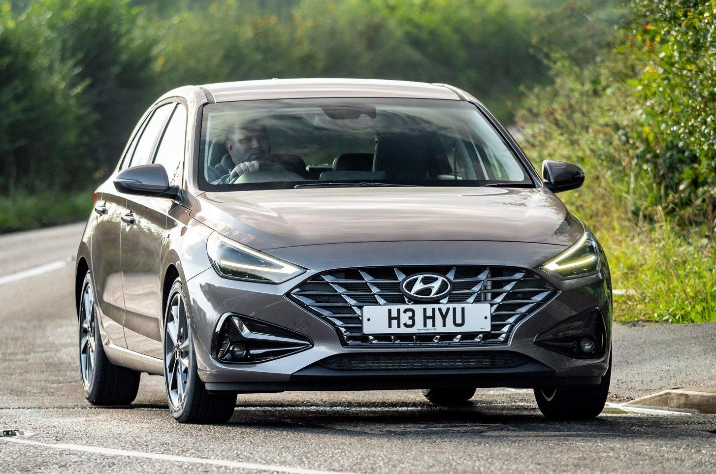 Hyundai i30 2020 frontal
