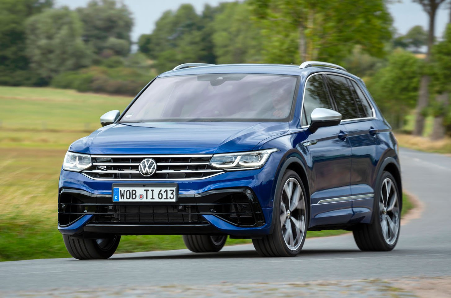 Volkswagen Tiguan R Boot Space, Size, Seats | What Car?