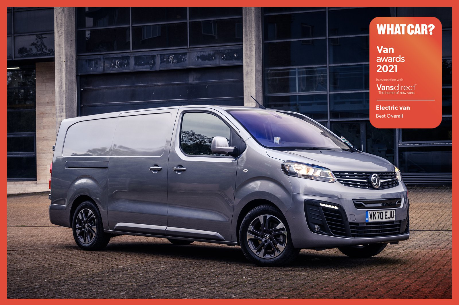 Van Awards 2021 - Best Electric Van (new logo)